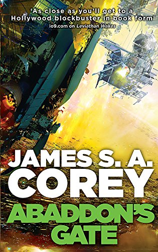 Abaddon's Gate: Book 3 of the Expanse (now a major TV series on Netflix) por James S. A. Corey