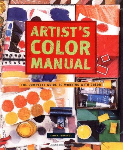 ARTIST'S COLOR MANUAL                ING por Simon Jennings