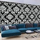 murando - Fototapete Ornament 500x280 cm - Vlies Tapete -Moderne Wanddeko - Design Tapete - Barock Ornament f-A-0477-a-b