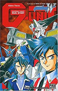 Mobile Suit Gundam Wing : G-Unit Edition simple Tome 1