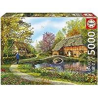 Educa 16356 - Puzzle - Landhäuser, 5000-Teilig