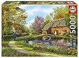 Puzzles Educa - Puzzle Casas De Campo, 5000 Piezas (16356)