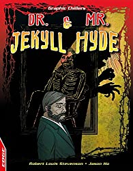 Dr Jekyll and Mr Hyde (EDGE: Graphic Chillers)