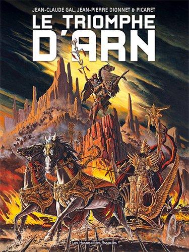 Le triomphe d'Arn : Version couleur