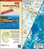 Neubrandenburg: Umgebungskarte mit Satellitenbild 1:250.000 (TK250 / Topographische und Satellitenbildkarte) - BKG - Bundesamt für Kartographie und Geodäsie