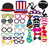 #2: SYGA Party Props Props Craft Party Item  (Set of 40)