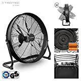 Best ventilateur industriel - TROTEC Ventilateur de sol TVM 20 D | Review