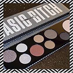 Mac girls Basic Bit*h eyeshadow & highlighter palette