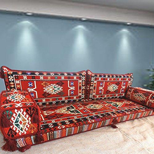 Arredamento come scegliere un divano orientale e come - Goethe divano occidentale orientale ...
