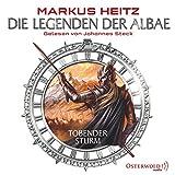 Tobender Sturm: 8 CDs (Die Legenden der Albae, Band 4) - Markus Heitz
