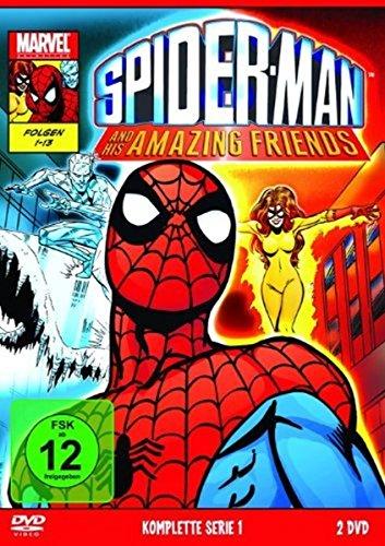 azing Friends - Staffel 1 [2 DVDs] (Spiderman Danke)