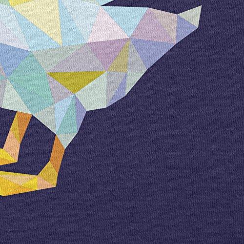 TEXLAB - Poly Duck - Damen T-Shirt Navy