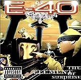 Songtexte von E-40 - The Element of Surprise