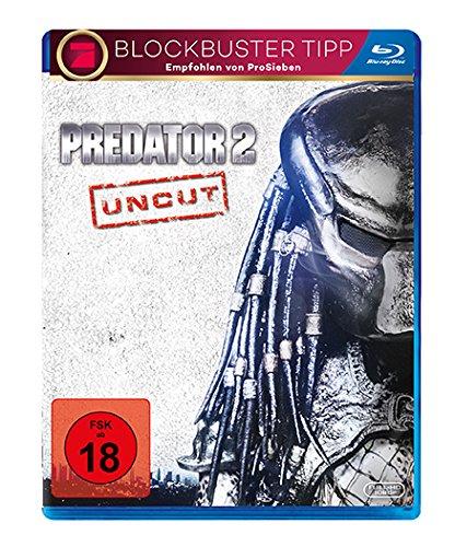 Bild von Predator 2 - Uncut [Blu-ray]