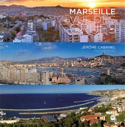 Marseille vue des grues