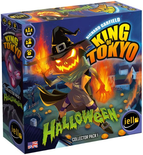 (Unbekannt King of Tokyo Expansion: Halloween Monster Pack)