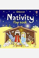 Nativity Flap Book (Usborne Flap Books) Board book