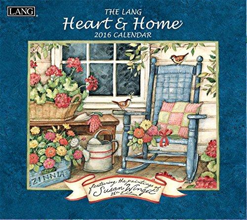 Heart & Home 2016 Calendar