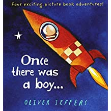 Once there was a boy...: Boxed Set by Oliver Jeffers (2014-09-25)