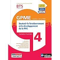 Domaine d'activités 4 - Soutenir le fonctionnement et le développement de la PME