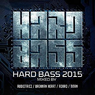 HARD BASS 2015 (OUTBREAK,DEETOX,DR RUDE,COONE.AUDIOTRICZ,BRENNAN HEART,ADARO,TITAN,CODE BLACK,B-FRONT) 4-CD