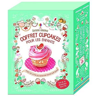 Coffret cupcakes pour les enfants