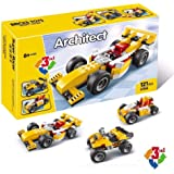 FunBlast Decool 3106 Architect Series 3 in 1 - Super Racer Speedy go-Kart Building Block Brick Educational DIY Toys for…