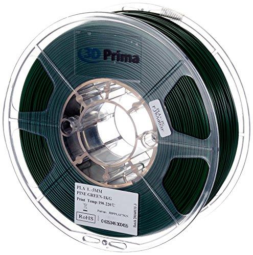 PrimaPLA™ Filamento para impresora 3D - PLA - 1.75mm - 1 kg bobina -