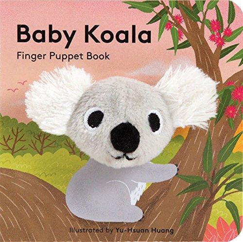 Baby Koala: Finger Puppet Book (Little Finger Puppet Board Books)