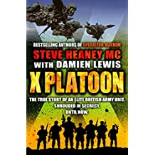 X Platoon (English Edition)