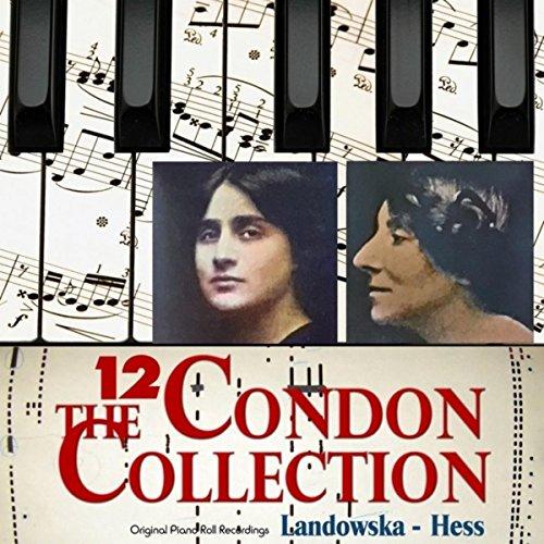 The Condon Collection, Vol. 12: Original Piano Roll Recordings