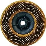 3M BD-ZB Spezialreinigungsscheibe Bristle Disc Korn 80 Durchm. 115mm Farbe gelb