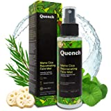 Quench Botanics Mama Cica Rejuvenating Face Mist   Hydrating Mist with 2% Niacinamide   with Cica, Korean Ginseng, Lotus Root