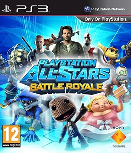 Preisvergleich Produktbild NEW & SEALED! PlayStation All Stars Battle Royale Sony Playstation 3 PS3 Game