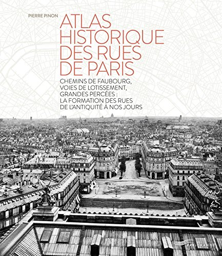 Atlas historique des rues de Paris