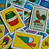 Loteria Mexicana Family Set of 20 Boards and Cards by Naipes Gacela