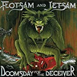 Flotsam and Jetsam: Doomsday for the Deceived (Coloured Edt.) [Vinyl LP] (Vinyl)