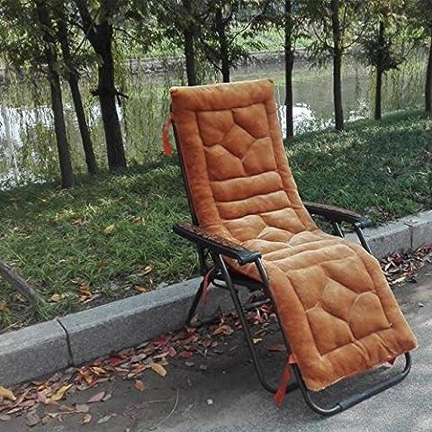 Lay Cuscino Super Imbottito Inverno peluche Mogano divano cuscino cuscino per sedia, 1