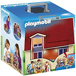 playmobil 5167 jeu de construction maison. Black Bedroom Furniture Sets. Home Design Ideas