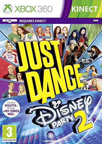 Just Dance Disney Party 2 (Xbox 360) UK IMPORT (Xbox 360-just Dance Disney)