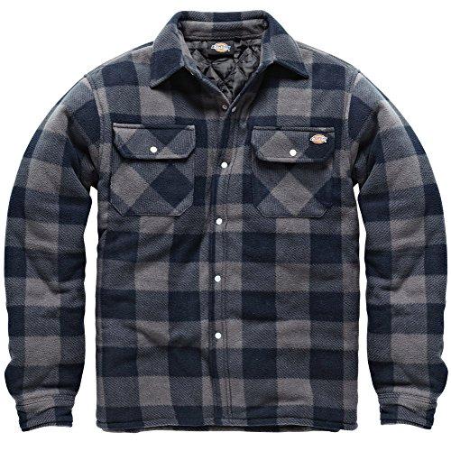 dickies-camicia-casual-uomo-blu-grigio-medium