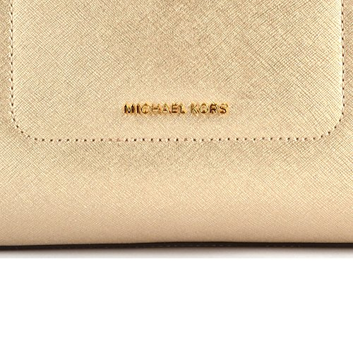 MICHAEL by Michael Kors Walsh Borsa Oro Donna Oro