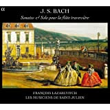Bach: Sonaten BWV 1030 / 1032 / 1034 / 1035 / Solo-Partita BWV 1013