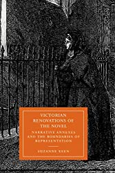 Victorian Renovations of the Novel: Narrative Annexes and the Boundaries of Representation (Cambridge Studies in Nineteenth-Century Literature and Culture)