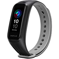 """OnePlus Band :1.1"""" AMOLED Display, Dual-Color Band Design, Sleep Monitoring of Blood Oxygen Saturation (SpO2), 5ATM…"""