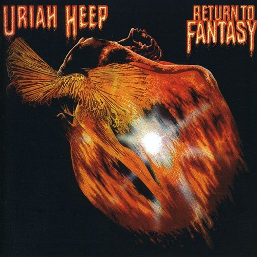 Uriah Heep: Return to Fantasy (Audio CD)