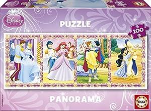 Educa Borrás 13500 - 100 Princesas Disney