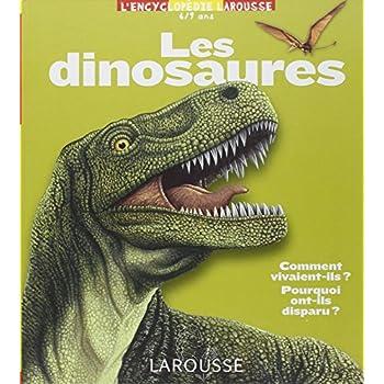 Les Dinosaures 6/9 Ans