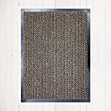 Barrier Mats - Heavy Duty, Non Slip Backing - 3 Colours- Indoor/Outdoor (Beige)