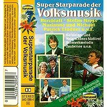 Superstarparade d.Volksmusik [Musikkassette]